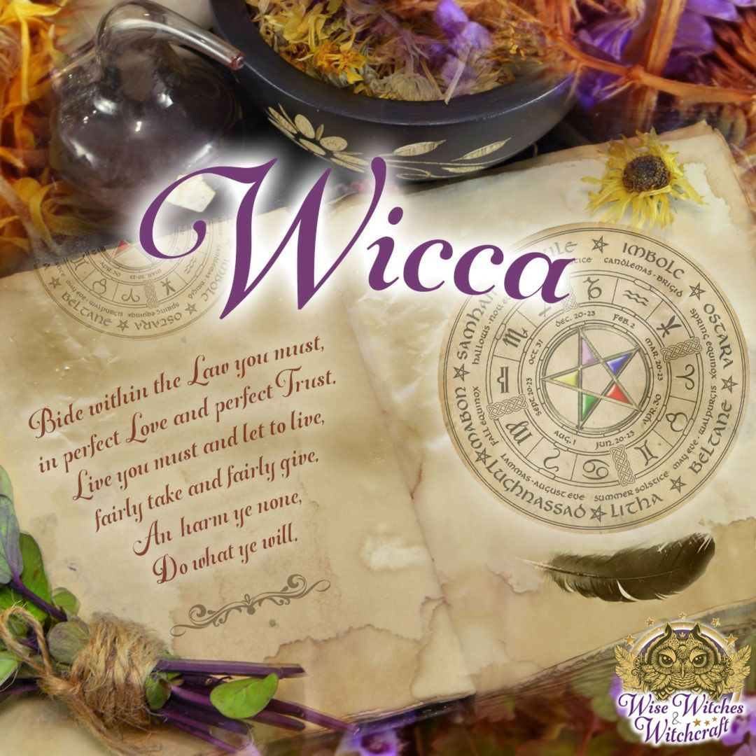 Wicca, Wiccan, Witch 1080x1080