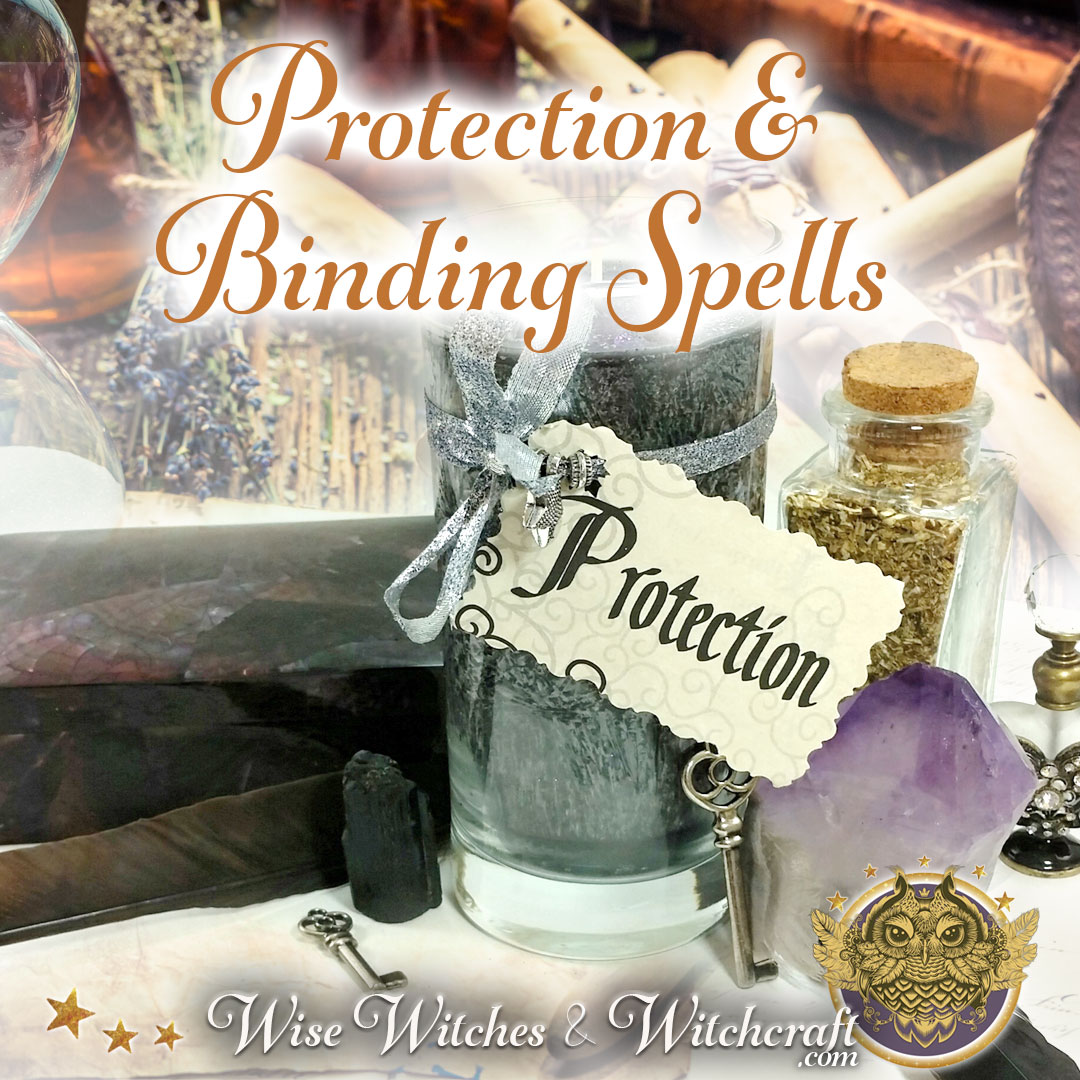 Protection & Binding Spells 1080x1080