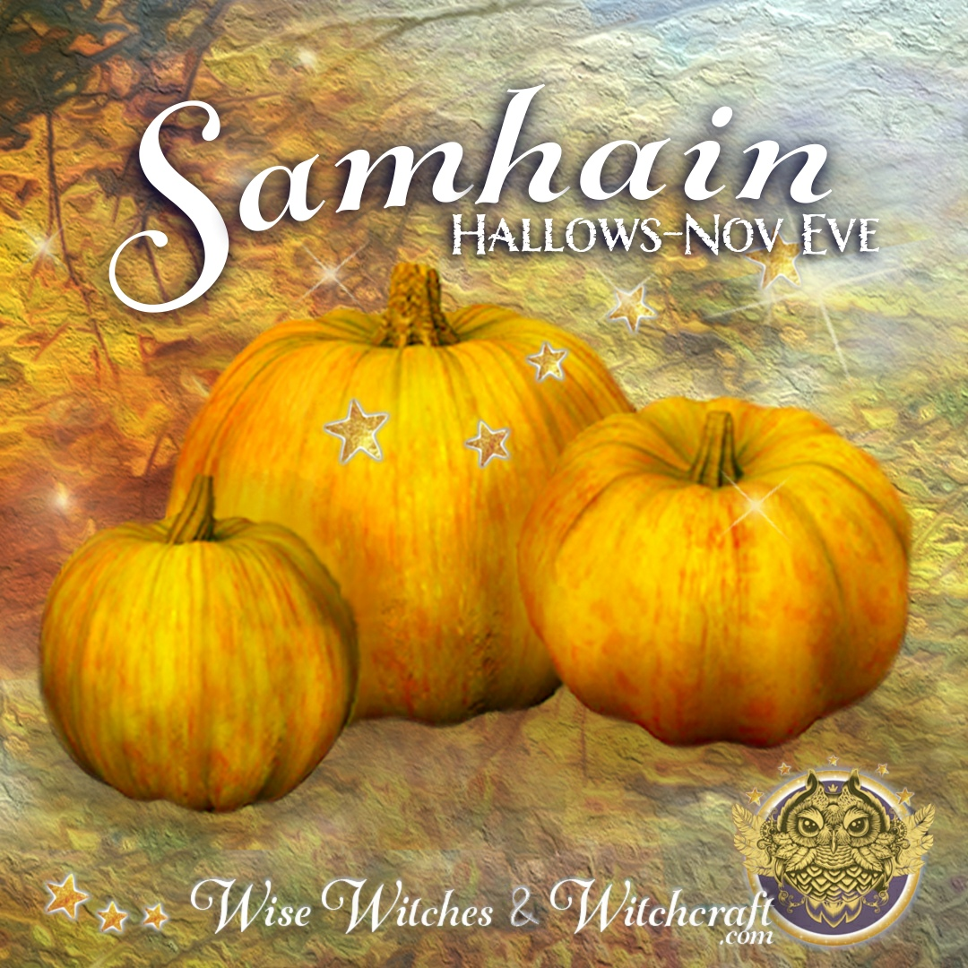 Samhain, All Hallows Eve, Halloween Meaning 1080x1080