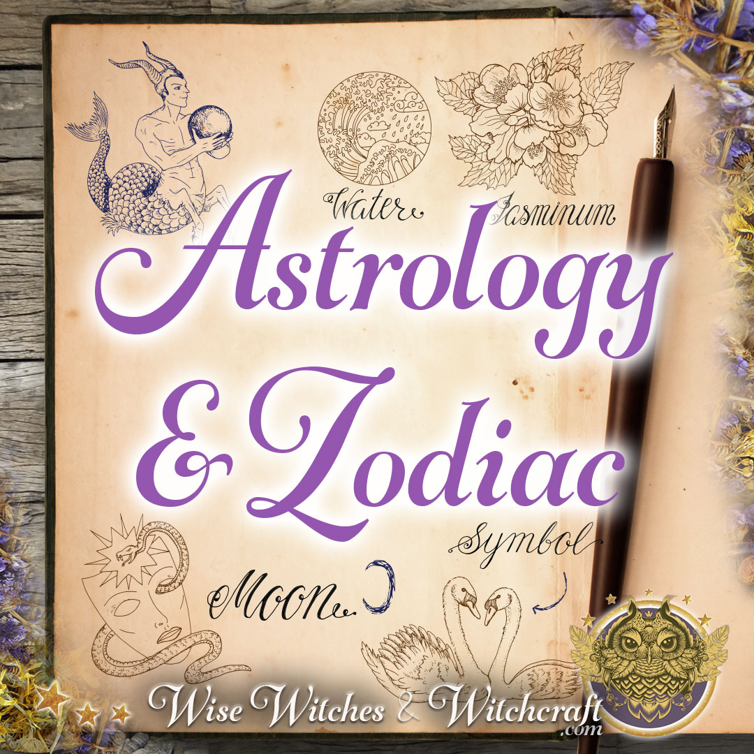 Astrology & Zodiac Signs 1080x1080