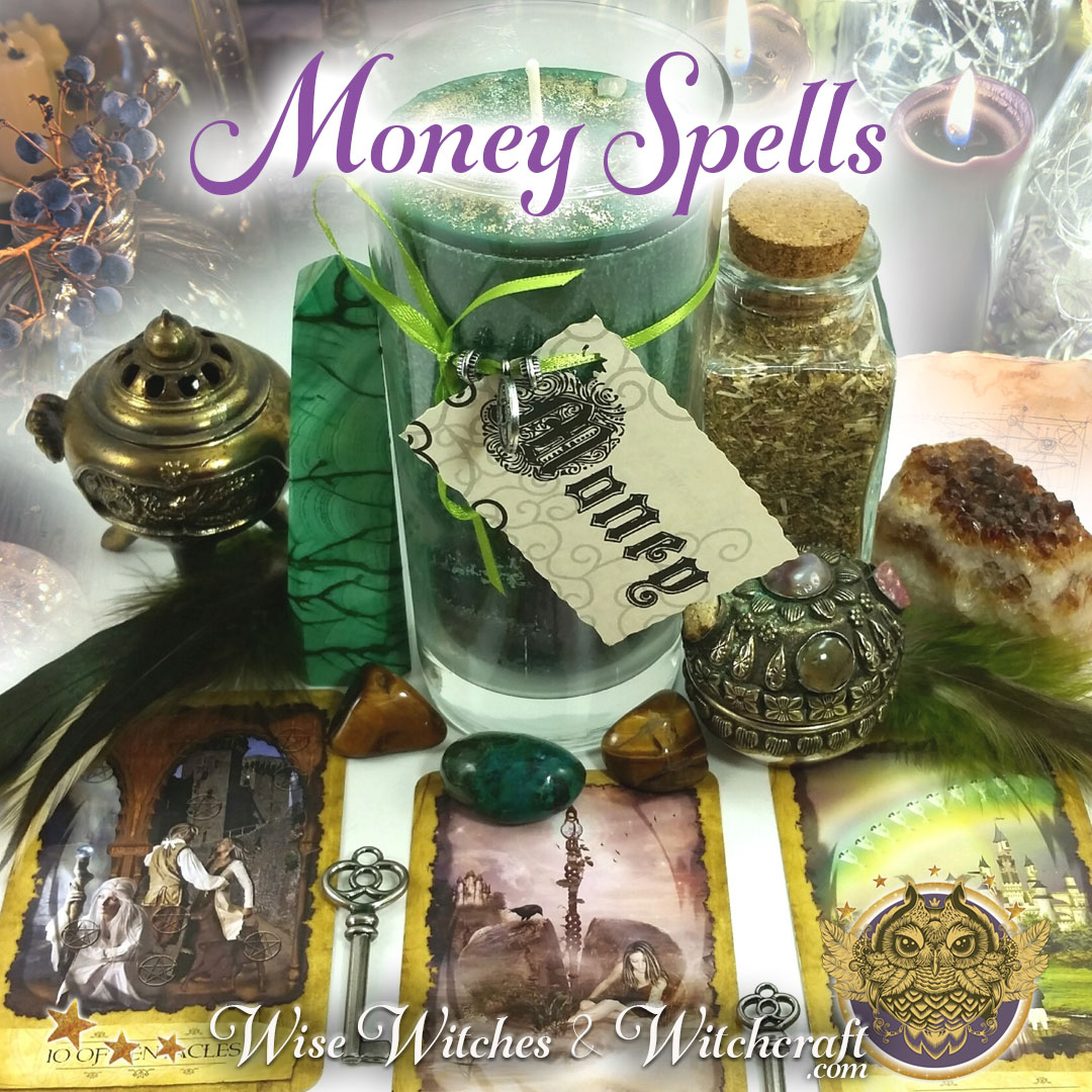 Money Spells 1080x1080