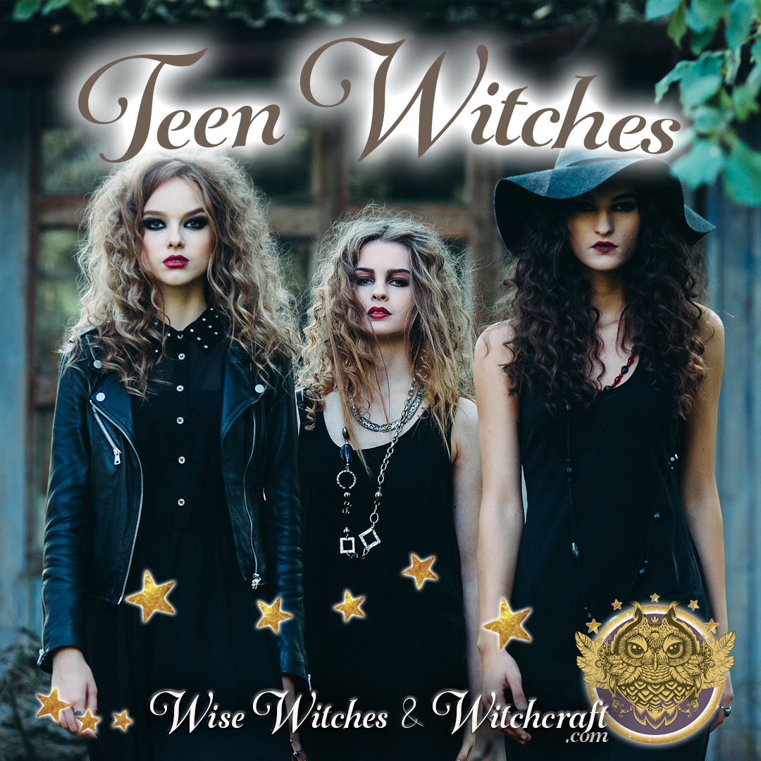 Teen Witch 1080x1080