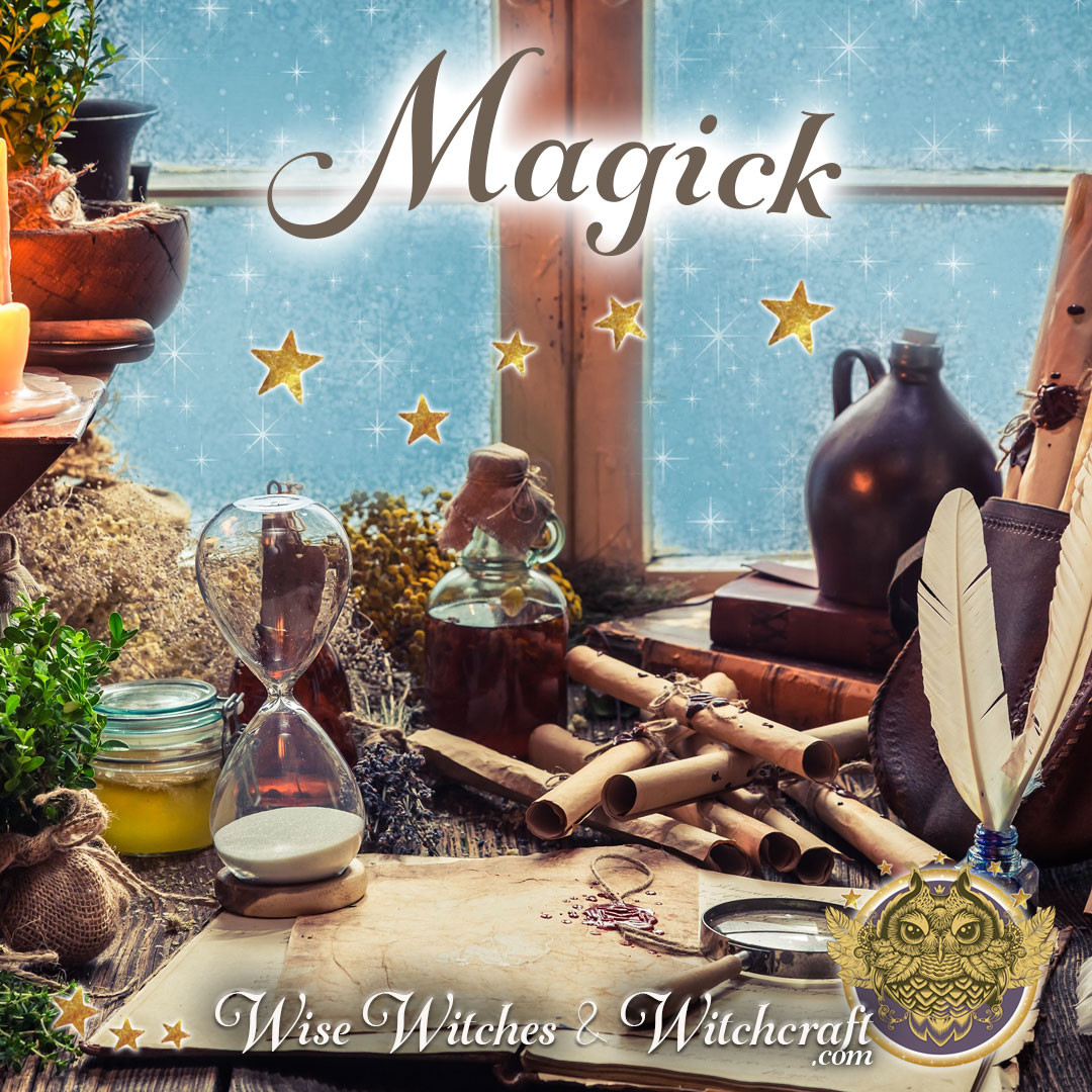 Witch Magic & Magick 1080x1080
