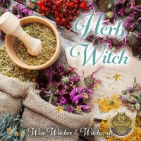 Herb Witch & Herbal Witchcraft 1080x1080