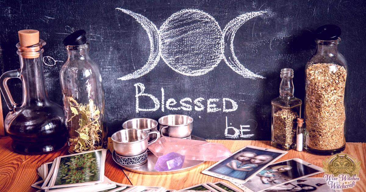 Teen Witch School Spells & Charms 1200x630